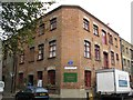 TQ3579 : Rotherhithe Picture Research Library, St. Marychurch Street, SE16 by Mike Quinn