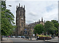 SE3033 : St Peter, Kirkgate, Leeds by Stephen Richards