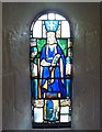 NT2573 : St. Margaret's Chapel window by kim traynor