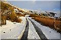 NG3863 : Snow in Idrigill : Week 49