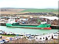 TQ4500 : 'Arklow Fortune', Newhaven Harbour by nick macneill