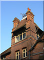 SK5639 : Tower, Mortimer House by Alan Murray-Rust