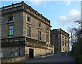 SK5639 : Nottingham Castle, West Façade by Alan Murray-Rust