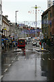 SK5739 : The rain in Friar Lane goes mainly down the drain by Alan Murray-Rust