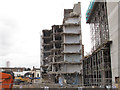 TQ4378 : Woolwich town centre demolition by Stephen Craven