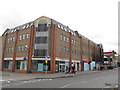 TQ4378 : Barclays, Woolwich  by Stephen Craven