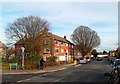 TQ4266 : Turpington Lane, Bromley Common by Des Blenkinsopp