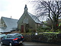 SD9603 : St Agnes Church, Leesfield by Alexander P Kapp
