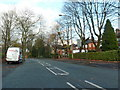 SD9400 : Broadoak Road, Hurst by Alexander P Kapp