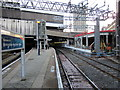 SP0686 : New Street Station - Work in Progress by Roy Hughes