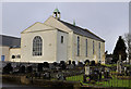 J3665 : Carryduff Presbyterian church (1) by Albert Bridge