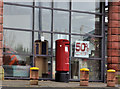J3664 : Pillar box, Carryduff by Albert Bridge