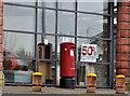 J3664 : Pillar box, Carryduff by Albert Bridge
