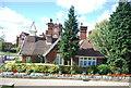 TM1645 : Gate Lodge, Christchurch Park by N Chadwick