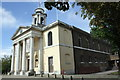 TQ2782 : St Johns Wood Church by Roger Templeman