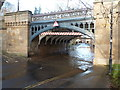 SE6051 : York: Terry Street under Skeldergate Bridge by Chris Downer