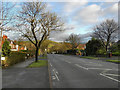 SD9704 : Oldham Road (A669), Grasscroft by David Dixon