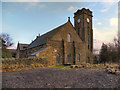 SD9704 : Lydgate, St Anne's Church by David Dixon