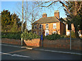 SK5722 : 14, Loughborough Road by Alan Murray-Rust