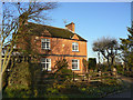 SK5722 : Cottage on Old Parsonage Lane by Alan Murray-Rust