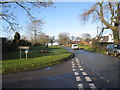SJ9069 : Woodhouse End Road, Gawsworth by Peter Turner
