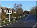 SK6023 : Hoton Road at Burton Lane by Alan Murray-Rust