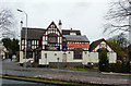 SO8995 : The former Fox and Goose at Penn, Wolverhampton by Roger  Kidd