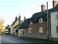 SK6023 : Thatched cottage on Brook Street (No.58) by Alan Murray-Rust