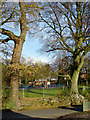 SO8995 : Muchall Park in Penn, Wolverhampton by Roger  Kidd