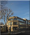 TQ2576 : Marlin House. Peterborough Road. SW6 by Derek Harper