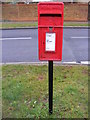 TM2345 : Century Drive Postbox by Adrian Cable