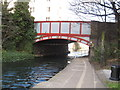 TQ2581 : Bridge 3 Paddington Arm - Harrow Road by David Hawgood