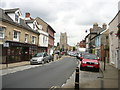 TL8741 : Friars Street, Sudbury by Colin Park