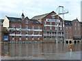 SE6051 : York: Woodsmill Quay by Chris Downer