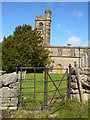 SK3257 : The church at Dethick by Colin Park