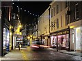 TR1557 : Burgate at night by Oast House Archive