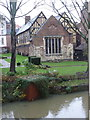 SE6051 : York: Merchant Adventurers Hall from across the water by Chris Downer