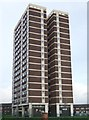 SE2832 : Tower block, New Wortley by JThomas