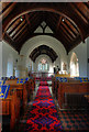 ST0177 : St. Owain's Church Interior by Guy Butler-Madden