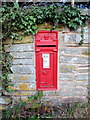 SO3140 : Victorian postbox at Snodhill by Jonathan Billinger