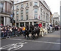TQ2980 : New Year's Day Parade, London 2012 by Christine Matthews