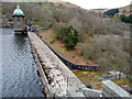SN9167 : Penygarreg Dam and Reservoir, Elan Valley, Mid-Wales by Christine Matthews