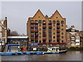 TQ3479 : River Police, Wapping by Colin Smith