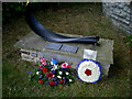 SK8043 : Renovated Lancaster W4270 Memorial by di ablewhite