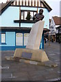 TM1644 : Obolensky's Monument, St.Nicholas Street, Ipswich by Adrian Cable