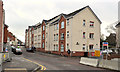 C8532 : Foundry Court, Coleraine by Albert Bridge