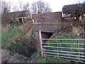 SJ6757 : Brassy Bank Bridge by  Moston-Harratt