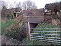 SJ6757 : Brassy Bank Bridge by  Moston-Harratt