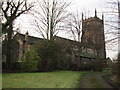 SE3822 : The Parish Church of All Saints, Normanton by Ian S