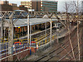 SJ7687 : Altrincham Station by David Dixon